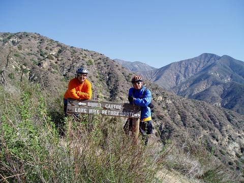 &ucname(Susana Canyon Loop )