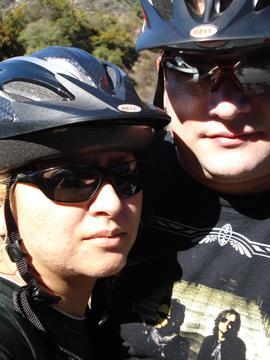 &ucname(Monrovia Canyon to Monrovia Peak )